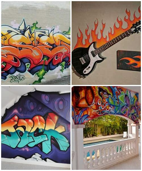 Graffiti Art Design Ideas - Android Apps on Google Play