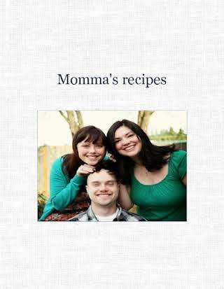 Momma's recipes