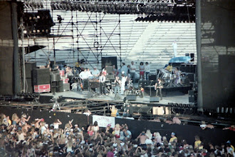 """Photo: """"Born To Be Wild""""  Blue Oyster Cult  7-2-82 Rose Bowl, Pasadena, CA"""