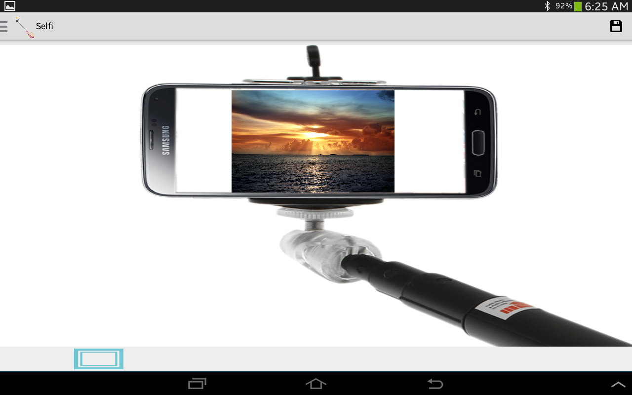 selfie stick photo editor android apps on google play. Black Bedroom Furniture Sets. Home Design Ideas