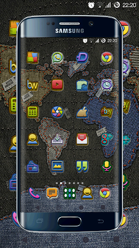 Jeans - Icon Pack