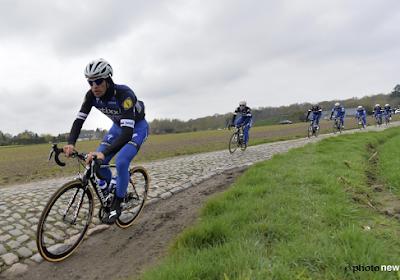 """Zdenek Stybar mikt op zege in een klassieker: """"Maar de laatste Roubaix met Boonen wordt emotioneel"""""""