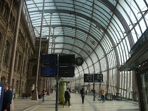 Photo: Estació d'Estrasburg.
