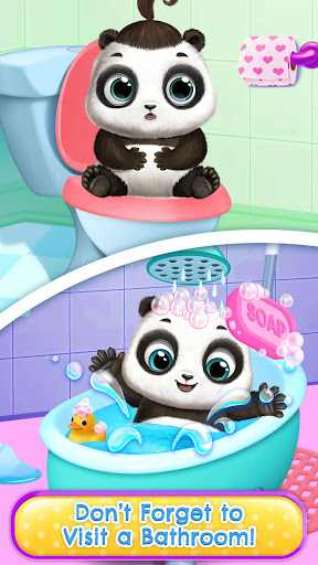 Panda Lu & Friends - Playground Fun with Baby Pets apkmr screenshots 4