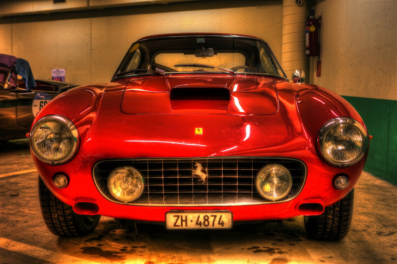 Photo: Ferrari 250 GT Berlinetta SWB