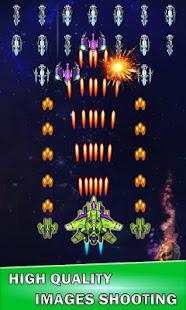 Galaxy sky shooting Mod