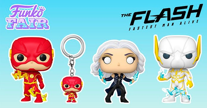 funko pop de The Flash