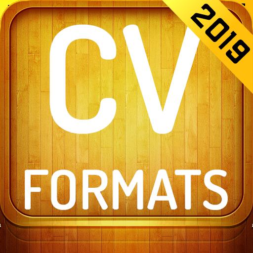 CV Formats 2019 - Apps on Google Play