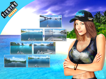 Game Fishing Season : River To Ocean APK for Windows Phone