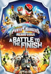 Power Rangers Megaforce: A Battle To the Finish