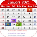 Kalender Indonesia icon