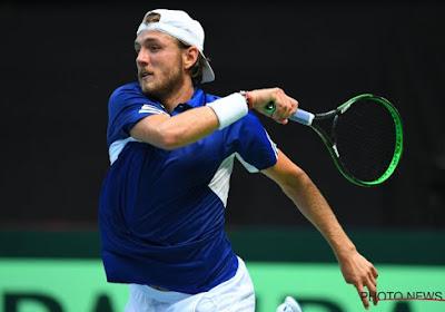 """Halve finalist Lucas Pouille zal prestatie op Australian Open niet verbeteren: """"Ik ben enorm teleurgesteld"""""""