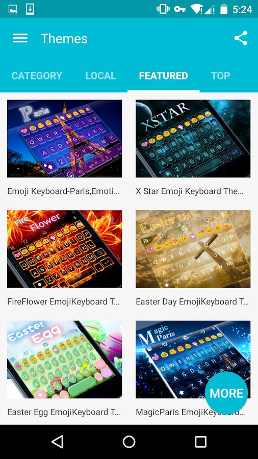 Emoji Keyboard -Prem,Emoticons