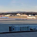 Zurich Airport in Lötschental, Valais, Switzerland