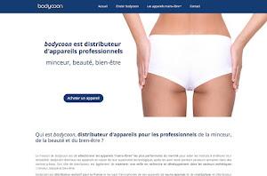 création de site internet réalisée par Bodycoon