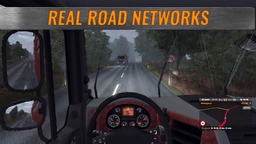 Europe Truck Simulator 1.6 screenshots 2