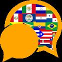 Chat Latino icon
