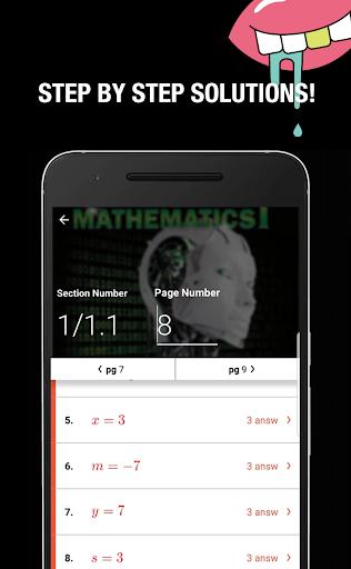 Slader - Homework Answers screenshot