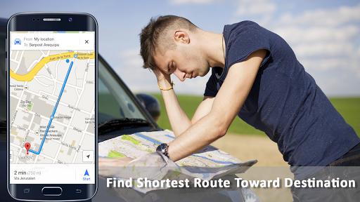 Navigation Voice Route Directions & GPS Maps 1.0 screenshots 3