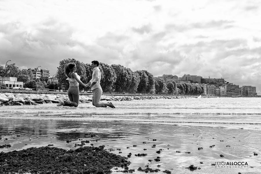 Fotografo di matrimoni Luigi Allocca (luigiallocca). Foto del 26.06.2018