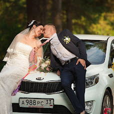 Wedding photographer Inna Konstantinova (inna198508). Photo of 29.07.2017