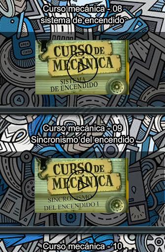 玩免費遊戲APP|下載Curso Mecánica Automotriz app不用錢|硬是要APP