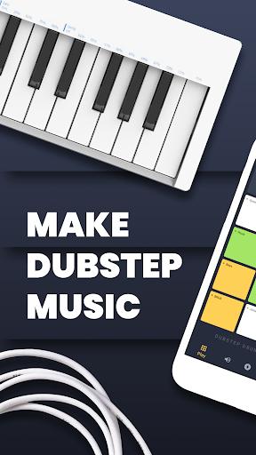 Dubstep Drum Pads 24 - Soundboard Music Maker screenshot 1