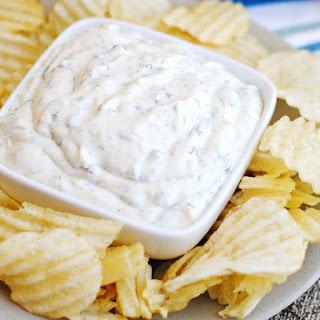 Sour Cream Potato Dip Recipes.