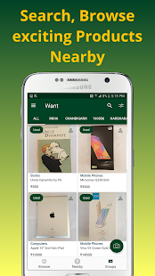 Want: Buy, Sell & Chat Nearby- screenshot thumbnail