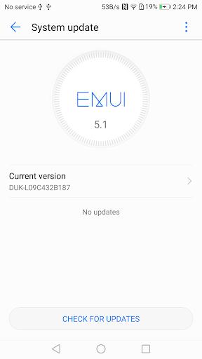 System Update 8.0.11.370 screenshots 1
