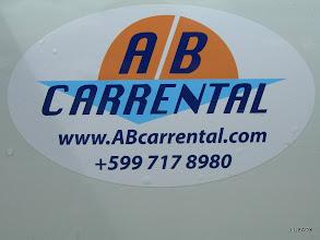 Photo: Empresa que alquila los autos en Bonaire