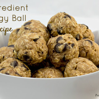 5 Ingredient Energy Ball.