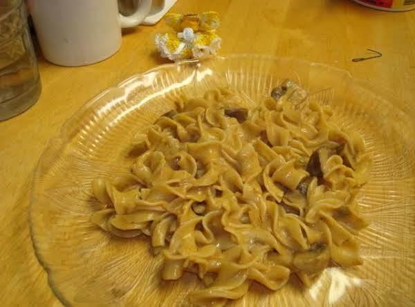 Mushroom Paprikash Recipe