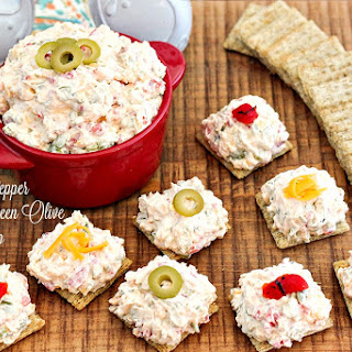 Shredded Cheese And Olive Dip Recipes