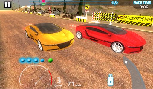 Desert: Drag Shift Racer