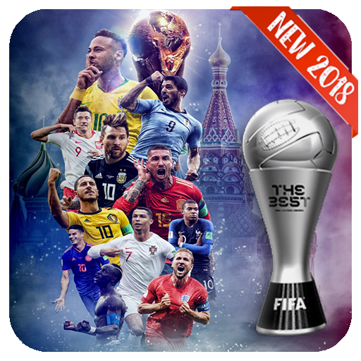THE BEST PLAYERS WORLD CUP WALLPAPER