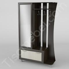Прихожая-14 мебель разработана и произведена Фабрикой Тиса мебель