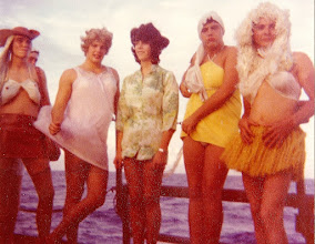 Photo: 1976 During Polywog Beauty Contest