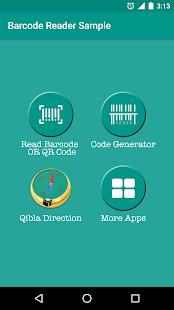 QR-Bar Code Scanner & Code Generator - náhled