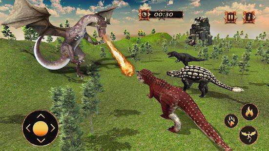 Grand Dragon Fire Simulator - Epic Battle 2019 for PC / Windows 7, 8