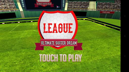 League Ultimate Soccer Dream 1.0 screenshots 1
