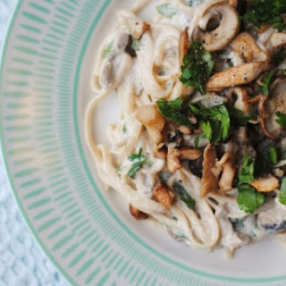 Creamy Vegetarian Pasta Recipes.