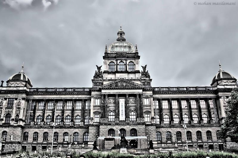 Photo: Shot of Muzeum, Prague