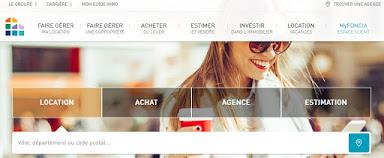L'enseigne immobilière Foncia repense son portail web