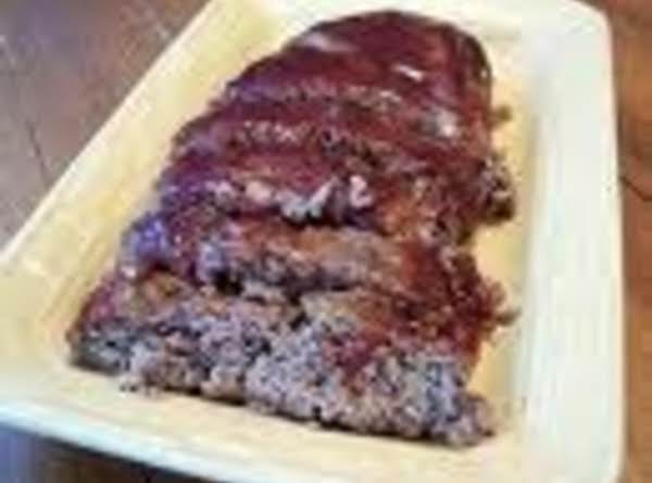 Stacy's Bbq Meatloaf