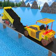 Game River Bridge Construction: Road Builder APK for Windows Phone
