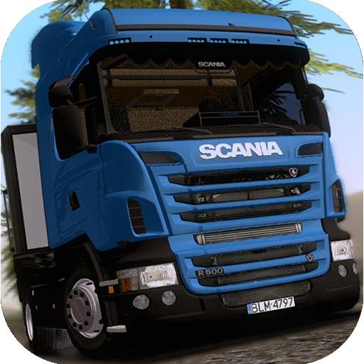 Truck Simulator Games Scania