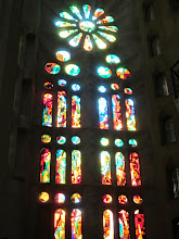Photo: Beautiful stained glass