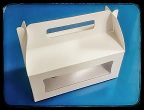 Photo: Mini lancheira usada como embalagem para alimentos para Delivery e/ou Fastfood - foto 2