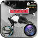 Wasted Photo Editor: Gangster Sticker icon